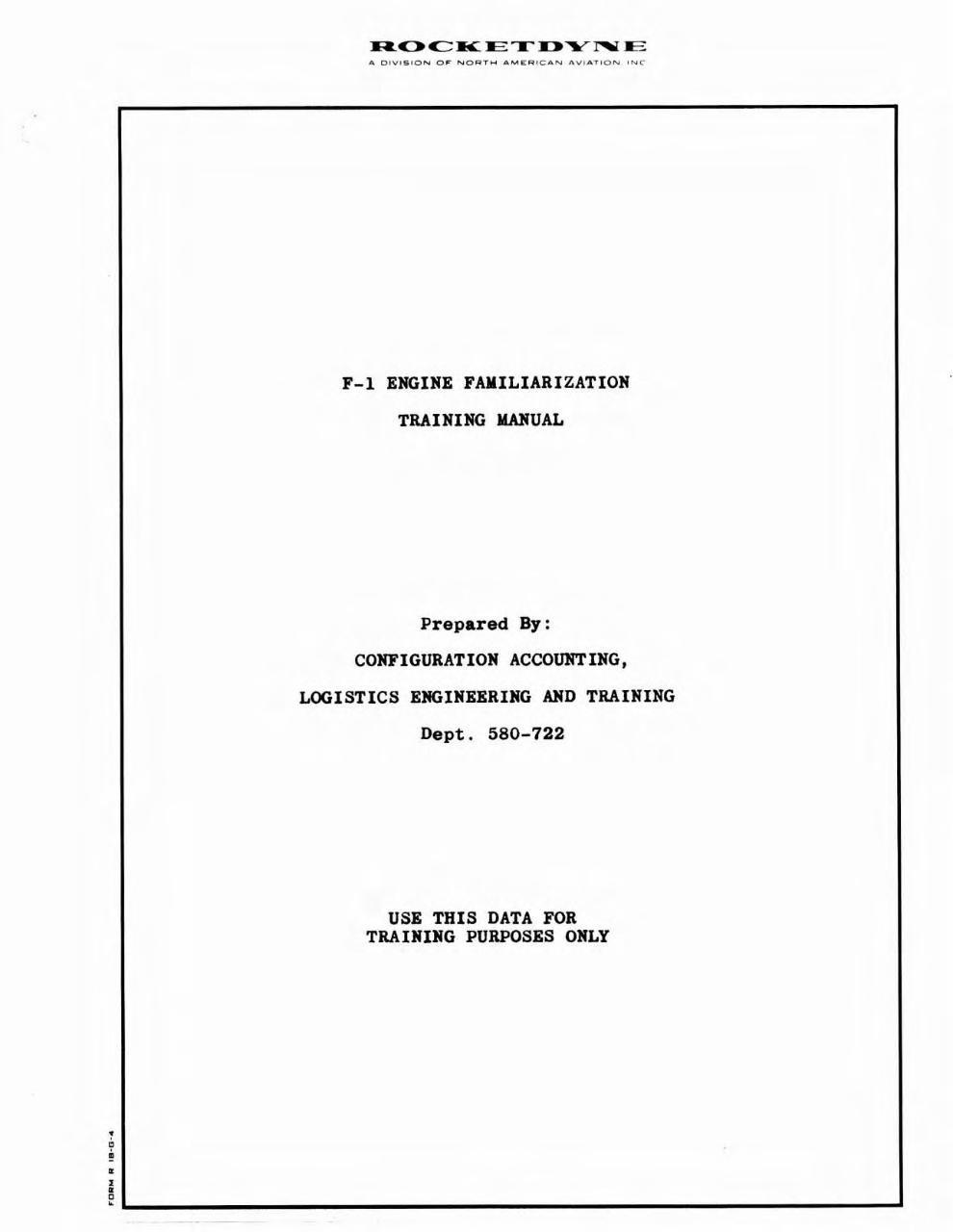 Rocketdyne F1 Engine Manual Pdf Archive Diagram Manualpdf Page 2 93
