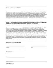 PDF Document sg student record waiver and acknowledgment