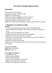 PDF Document cours1 digitalactive