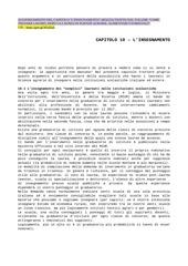 PDF Document insegnamento nuovo capitolo