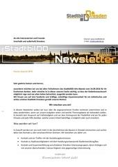 newsletter nr1