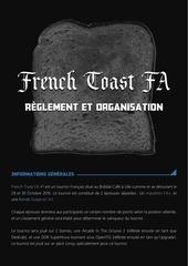 reglement ftfa 1