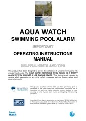 aqua watch manual
