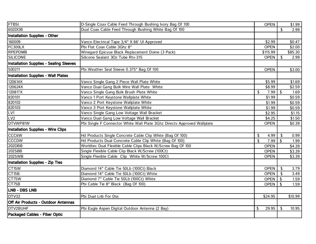 Accessory Price Sheet.pdf - page 3/6