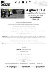 a grave tale press release