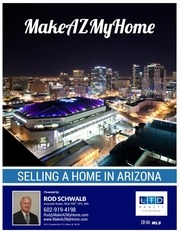 rod schwalb selling a home in arizona