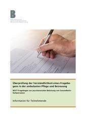 PDF Document flyer abschlussarbeit verst ndlichkeitspr fung