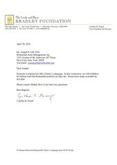 rothschild clinton s campaign letter 04 29 16