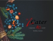 zcater holiday menus