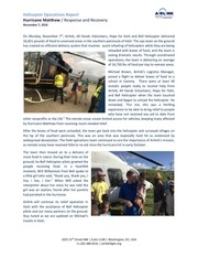 2016 11 07 helicopter operations