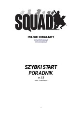squad polish quickstart 1 1 1