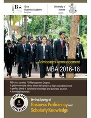 mba admission brochure 2016 18