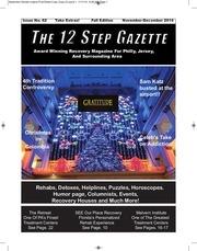 new 2016 gazette december