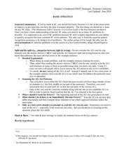 slingfox sc notes