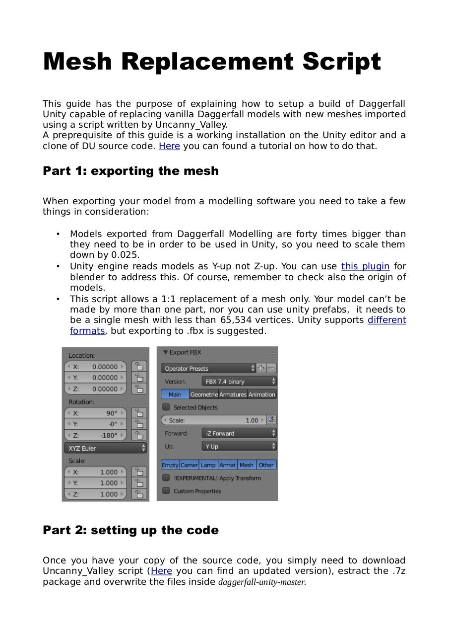 Mesh_Replacement_guide.pdf - page 1/3
