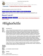PDF Document malicious trademark filing