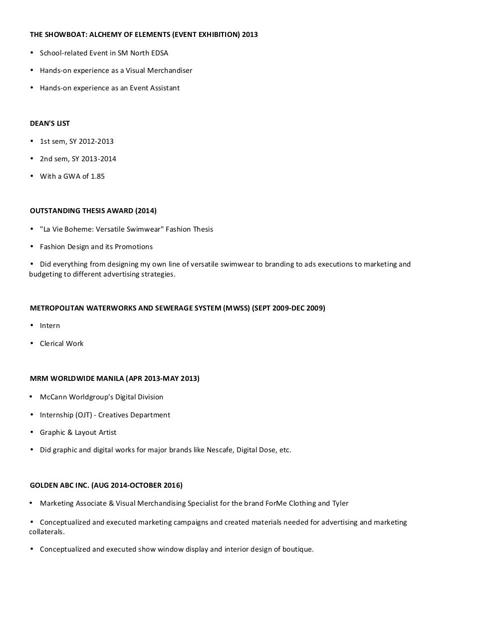 Document preview FINAL BILLIE MARIE CORDOVA RESUME (PDF).pdf - page 4/4