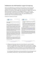 publikationen der afd paderborn sorgen f r emporung