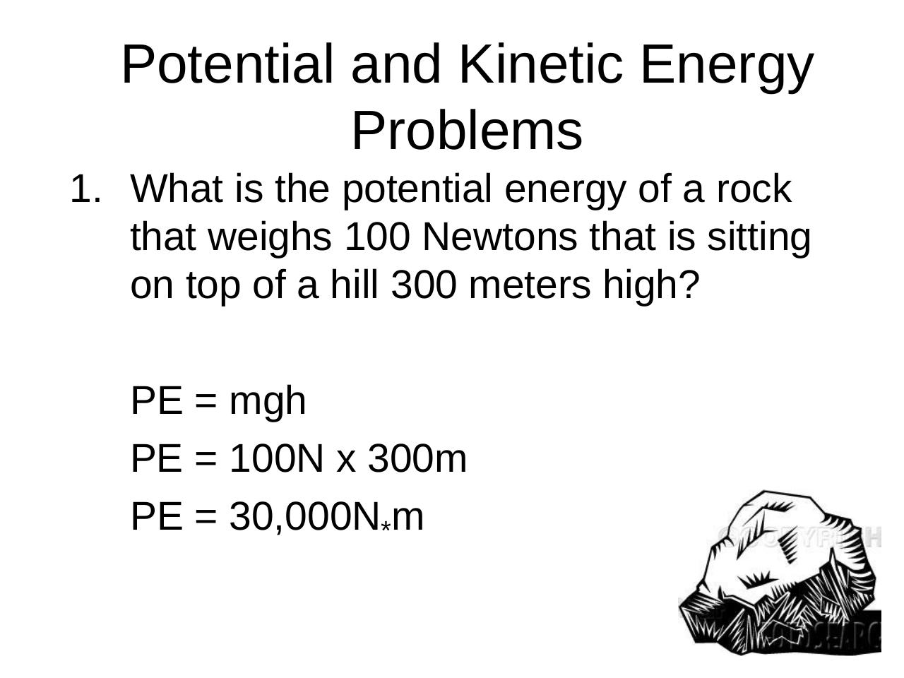 03b_Potential_and_Kinetic_Energy_Problems_SS_Key.pdf - page 4/13