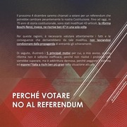no al referendum 1