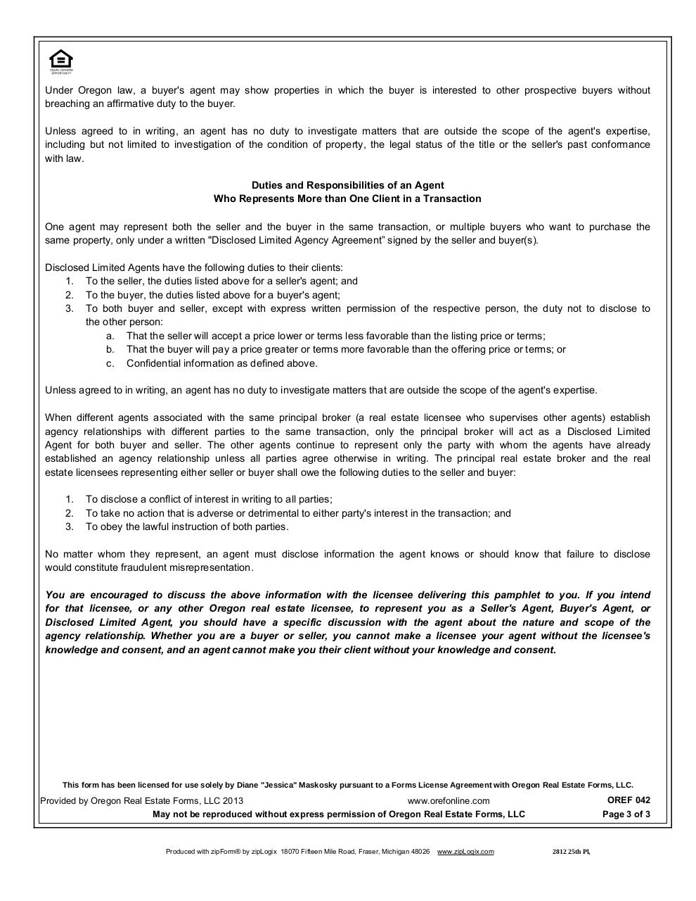 OR Agency Disclosure Pamphlet.pdf - page 3/3