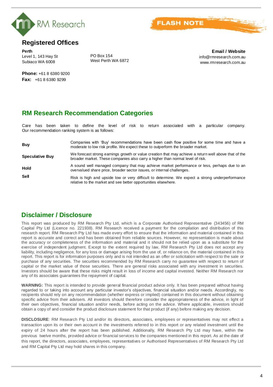 Document preview RMResearch-Flash-Note_GPX_20161121-1.pdf - page 4/4