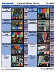 silicone wholesale catalog v0 9 3 27 2016