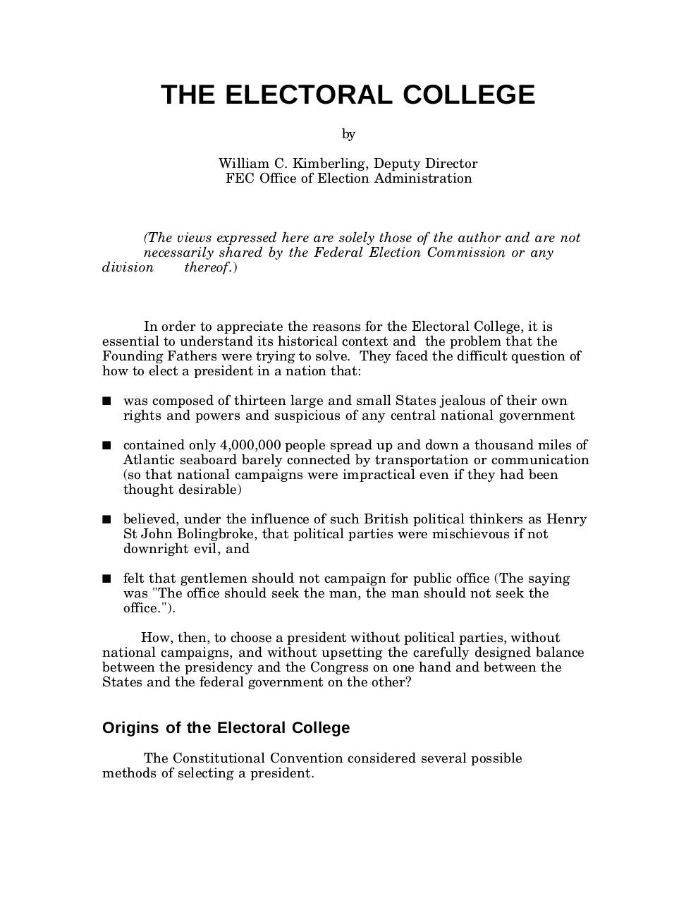 Blaisdell - 1959 - The Electoral College.pdf - page 1/20