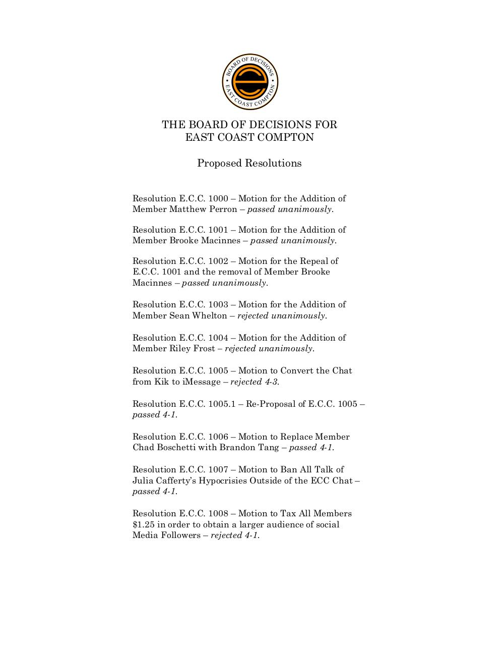 ECC Proposed Resolutions.pdf - page 1/2