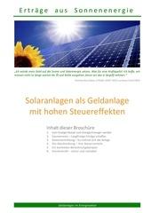 PDF Document kurzbeschreibung ertraege und steuer zurueck mit solar
