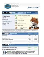 carfax vehicle history report wbaph77569nm28542