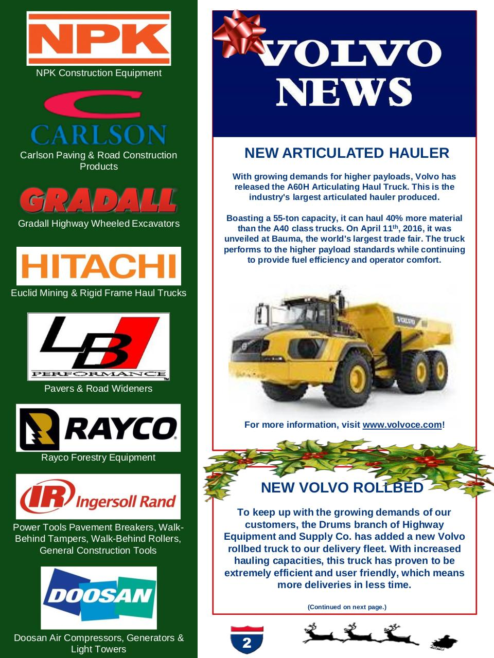 2016-12 Customer Newsletter.pdf - page 2/6