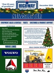 2016 12 customer newsletter