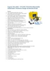 PDF Document cygnus dive mk2