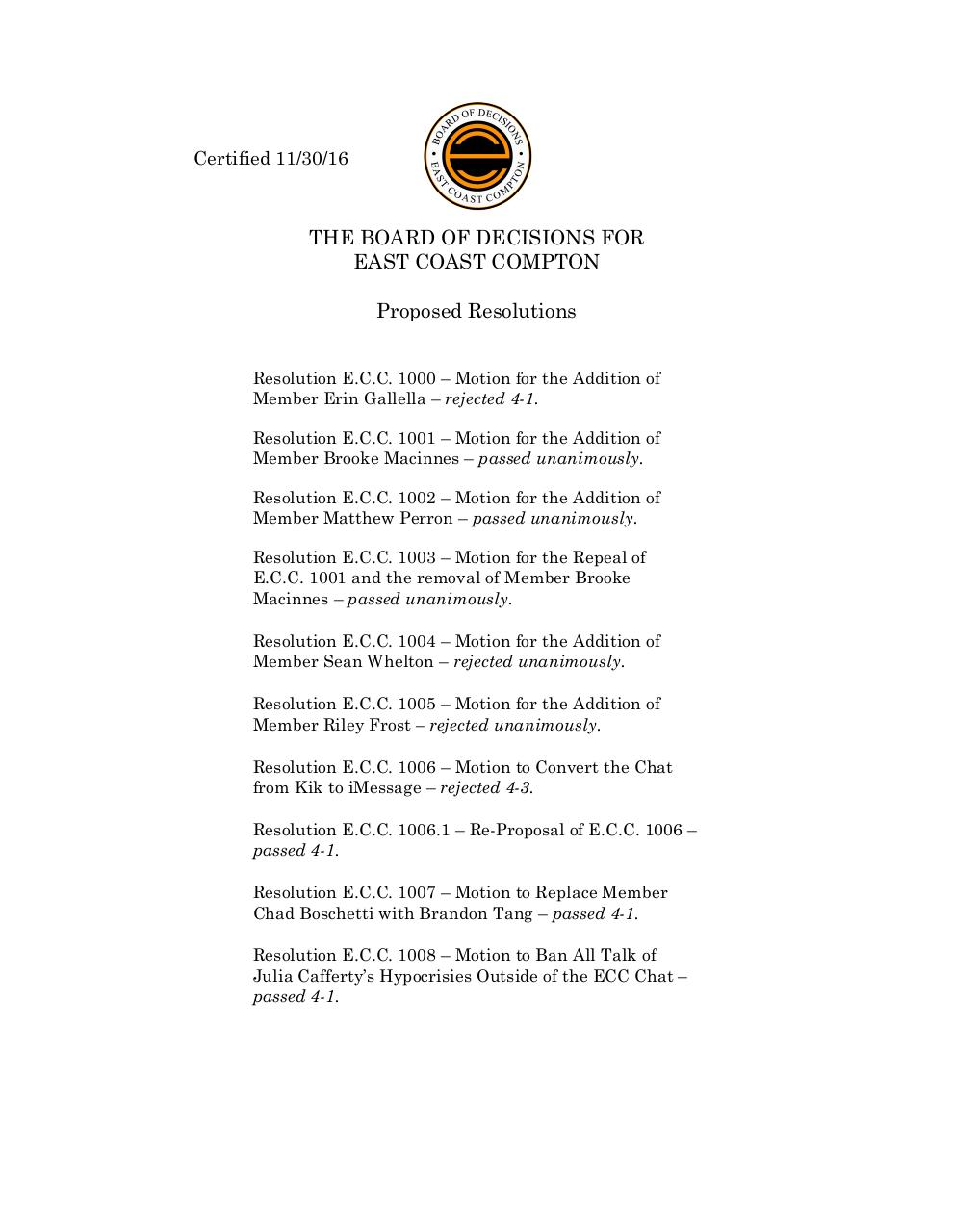 ECC Proposed Resolutions November 30.pdf - page 1/3