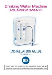 aquaphor installation guide dwm101