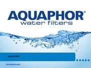 aquaphorro dwm specifications