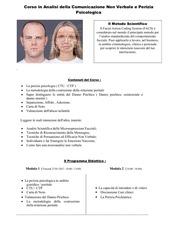 PDF Document corso comunicazione non verbale e perizia psicologica