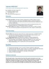 PDF Document cv valentin prevost