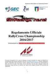 regolamento rallycross championship 2016 2017 v 1 0