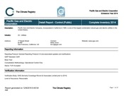 emissions report