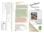 2017 kevin pleasant brochure