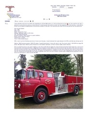 gk28 1986 ford fire truck