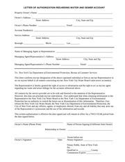 dep authorization