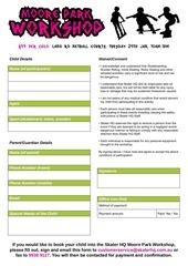 mp workshop form
