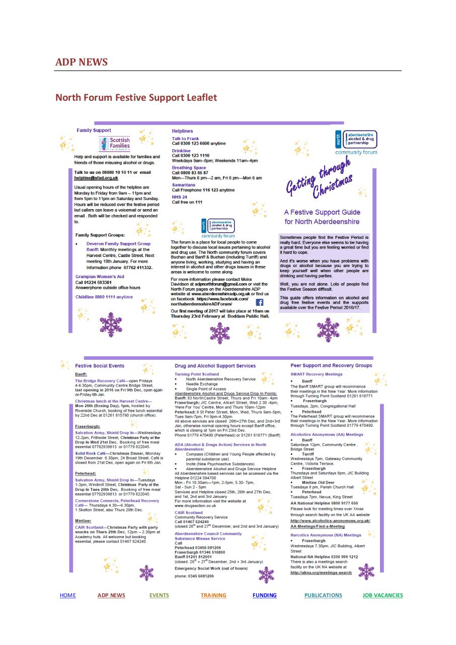 ADP- Aberdeenshire December E-Bulletin (2).pdf - page 2/12
