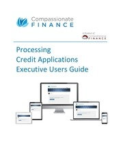 cfi executive role processing loan apps how to guide pdf