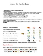 city dragon document