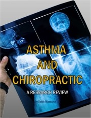 asthma and chiropractic a research review