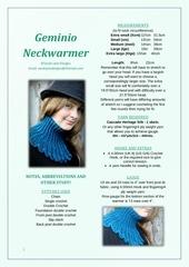 geminio neckwarmer